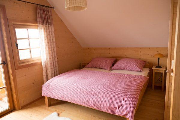 Sieglhütte Schlafzimmer